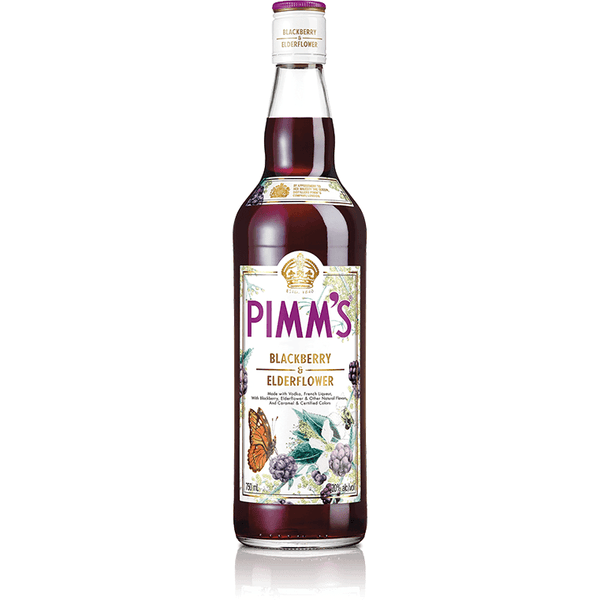 PIMMS blackberry elderflow 1L