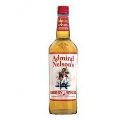ADMIRAL NELSONS RUM cherry LTR