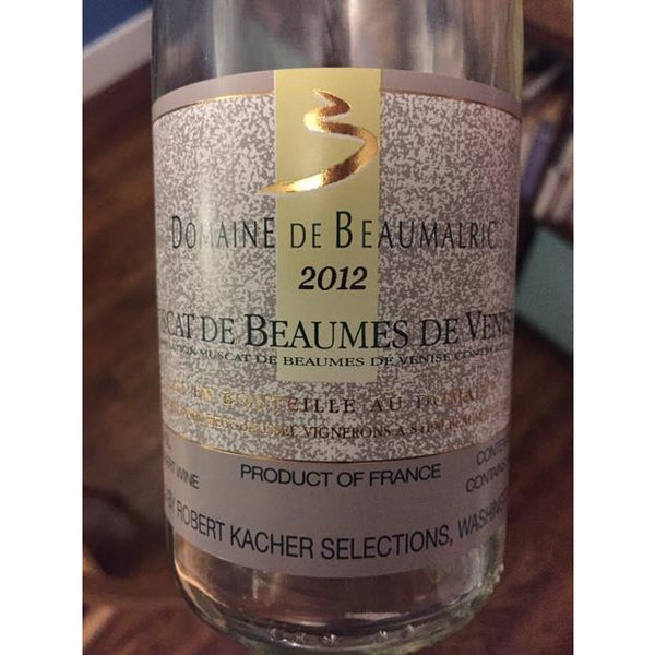 BEAUMALRIC MUSCAT  375 ML