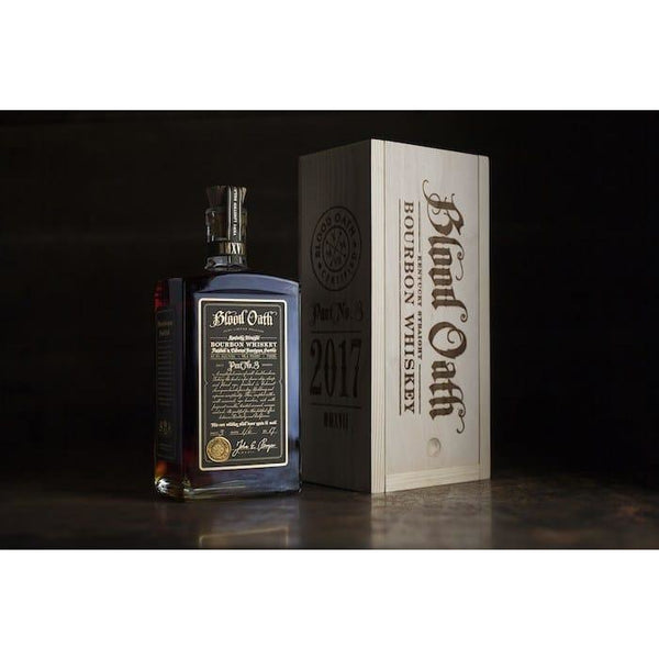 Blood Oath Pact No.3 BBN 750ML