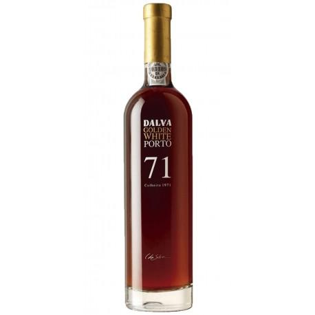 DALVA PORTO golden white 1971