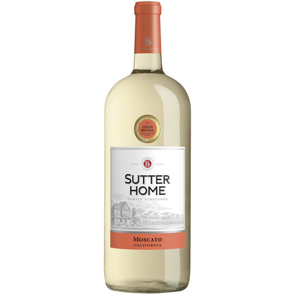 SUTTER HOME WHITE MOSCA 1.5LT