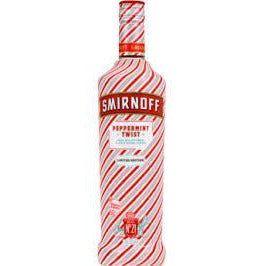 SMIRNOFF PEPPERMINT TWIST 750M