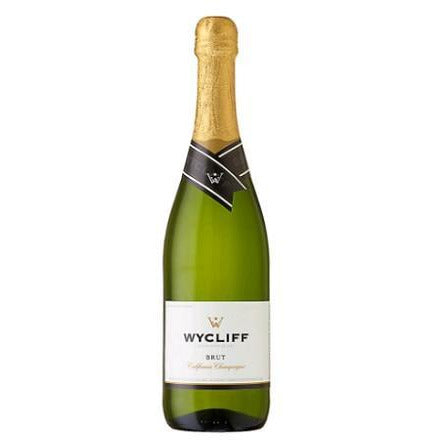 WYCLIFF BRUT SPKL WINE 750ML