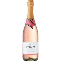 WYCLIFF BRUT SPARK ROSE 750ML