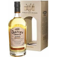 COOPER'S Choice 10yr whisky