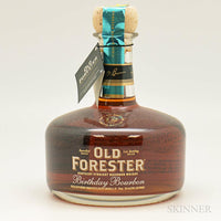 OLD FORESTER birthday 12 yrs