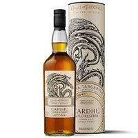 CARDHU House Targaryen 750ML