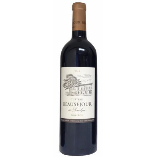 BEAUSEJOUR POMEROL 750ML 2011