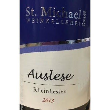 ST Michael Auslese riesling