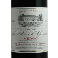 LA ROSE ST GERMAIN MEDOC 750ML