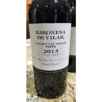 BARONESA DE VILAR RED PORT 750
