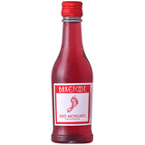 BAREFOOT RED MOSCATO 187ML