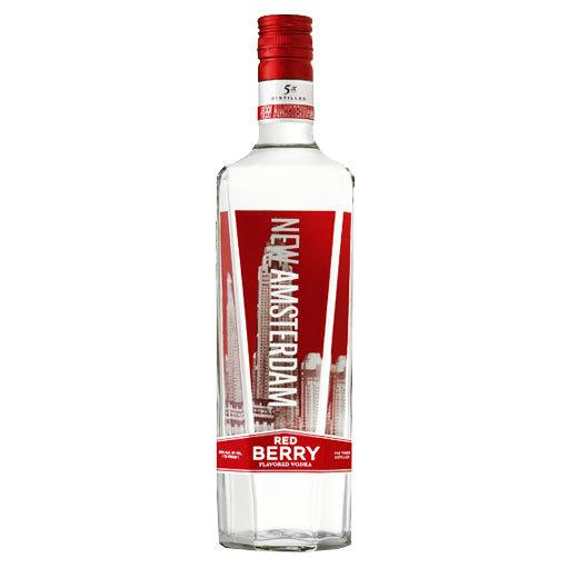 New Amsterdam RED BERRY 750ML