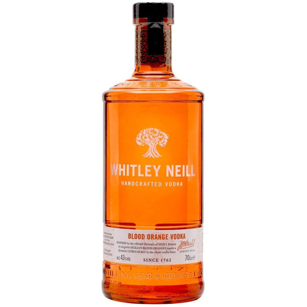 whitley neill gin blood orange