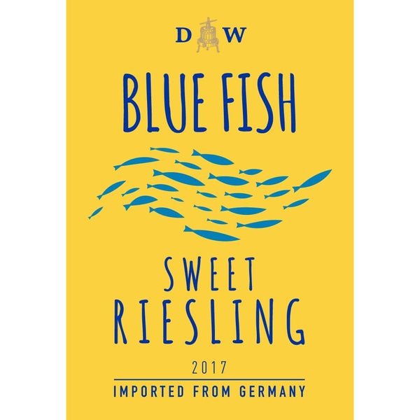BLUE FISH RIESLING 750ML