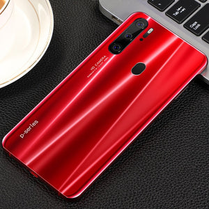 CHAOAI Russian P35 pro 6GB 128GB Global Version Smartphone 6.3 inch Drop Screen Mobile Phone 2 Sim 3g Cellphone