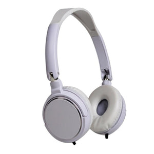 New wired 1.2 m headphones Headset Wired Headset Mobile Phone Folding Headset Bluetooth Wired Headset