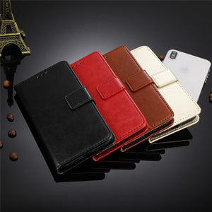 For Nokia 2.2 Case Leather Vintage Wallet Cases For Nokia 2.2 TA-1188 TA-1191 TA-1179 TA-1183 Case Flip Magnetic Phone Case