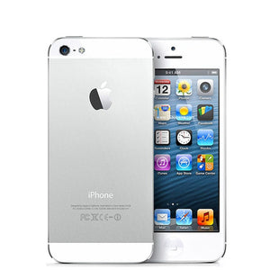 Unlocked Original iPhone 5 16GB/32GB/64GB ROM Dual-core 3G 4.0 inches Screen 8MP Camera iCloud WIFI GPS IOS OS Cell Phones