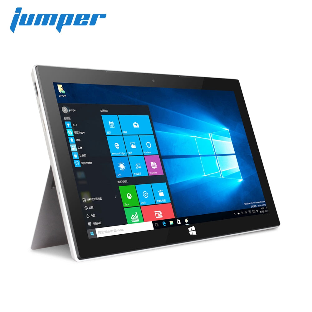 "Jumper EZpad 7S 2 in 1 tablet 10.8"" 1080P IPS windows tablets Intel Cherry Trail Z8350 4GB DDR3 64GB EMMC tablet pc HDMI laptop"