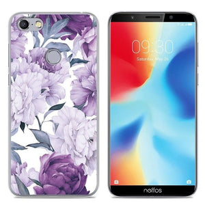 New Arrival Phone case For TP-LINK Neffos C9A 5.45-inch Fashion Design Art Painted TPU Soft Case Silicone Cover