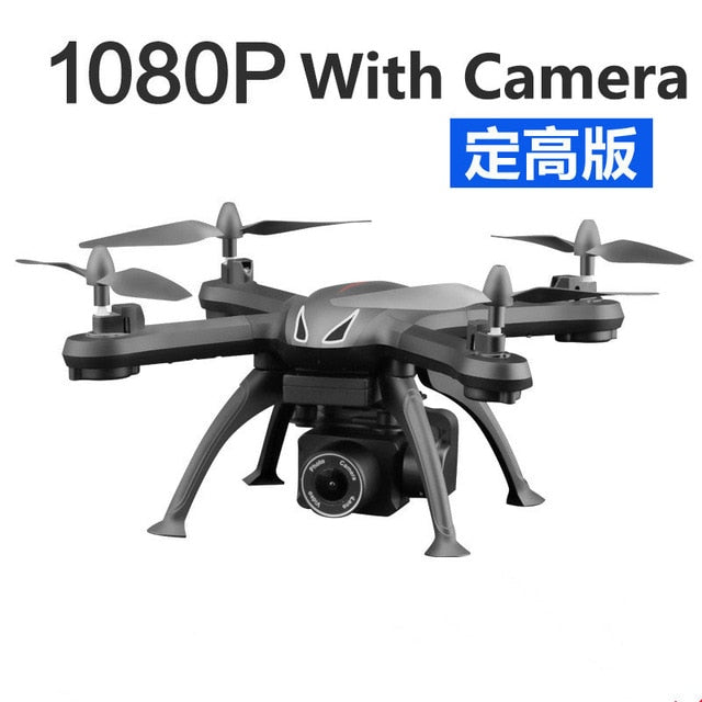 drones with camera fpv one-button return flight rc quadcopter long battery four-axis RC helicopter with led drone toys gift