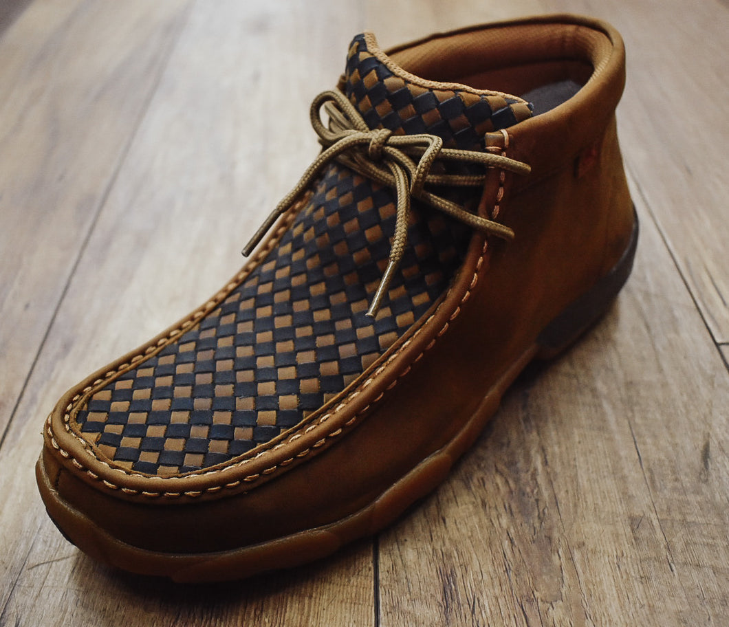 Twisted X Chukka Driving Mocs