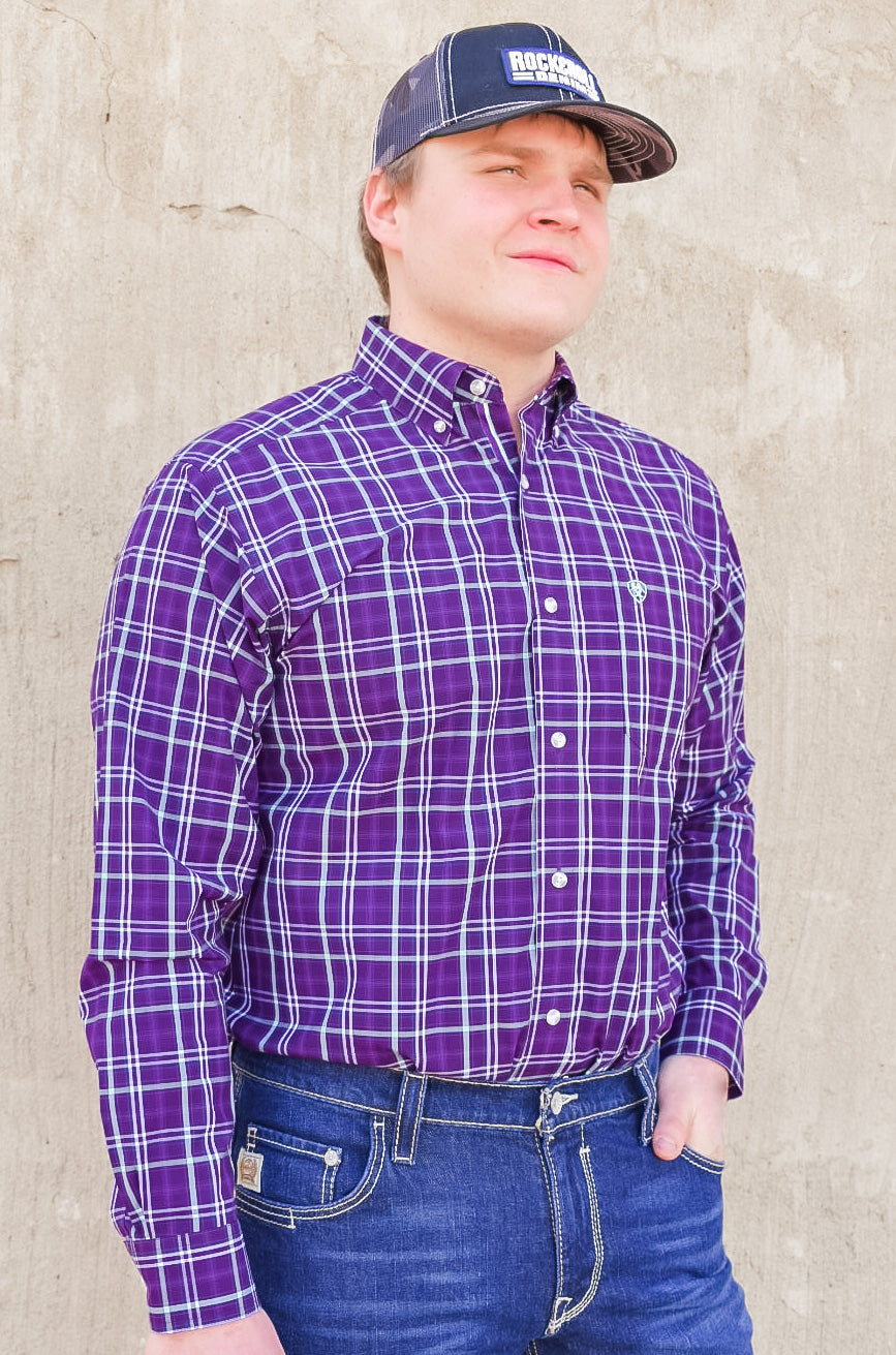Ariat Pro Riverview Shirt