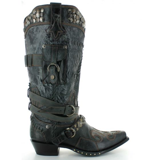 Double D Ranch Frontier Trapper Boot