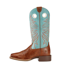 Load image into Gallery viewer, Ariat Round Up Ryder Square Toe Boot