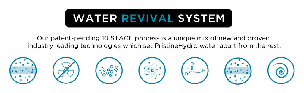PristineHydro™ Water Revival System
