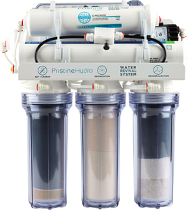 PristineHydro Water Revival System Under - Counter