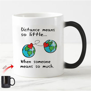 LDR Magic Mug - Heat Changing Mug