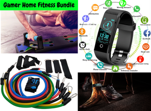 Gamer Home Fitness Bundle