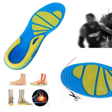 Load image into Gallery viewer, Shock Absorbing Foot Care Insoles