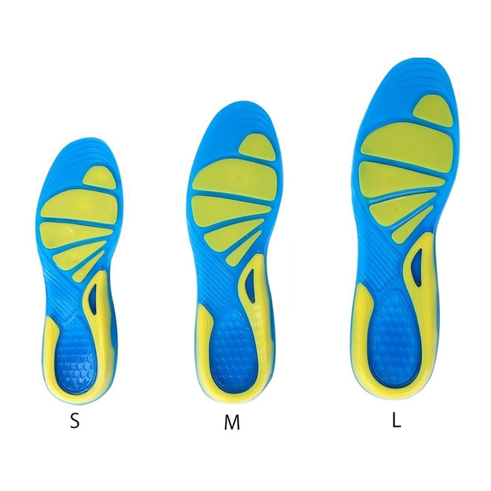 Shock Absorbing Foot Care Insoles