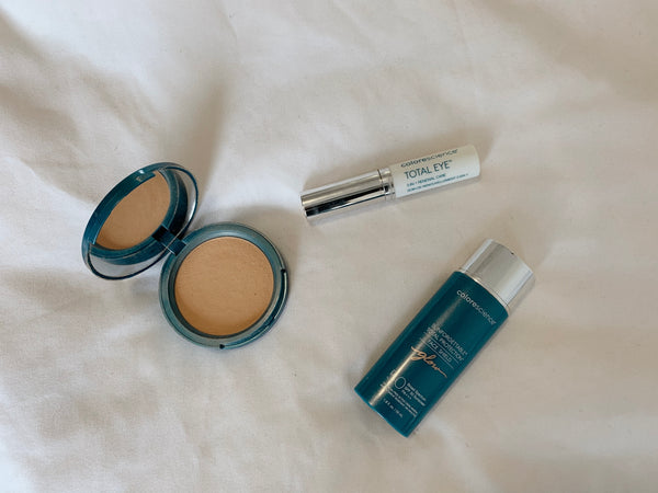 Why I wear mineral make-up