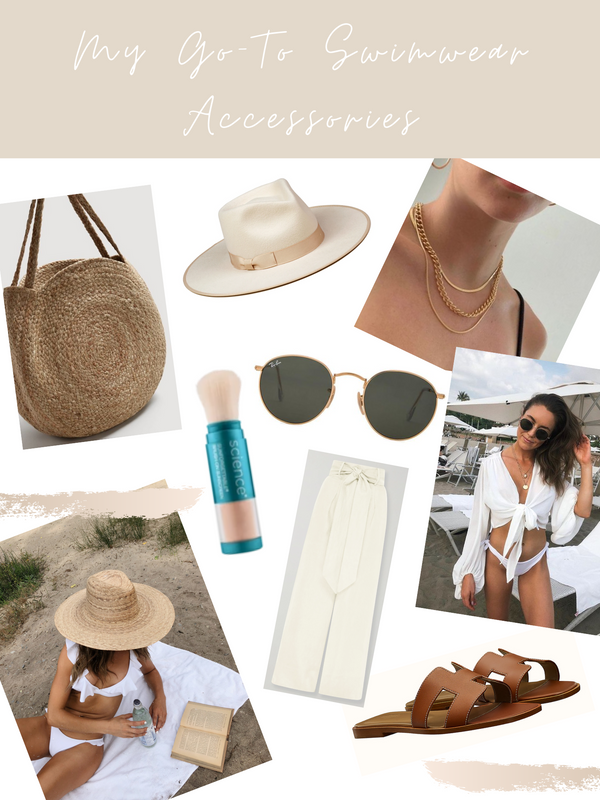 My Go-To Swimwear Accessories