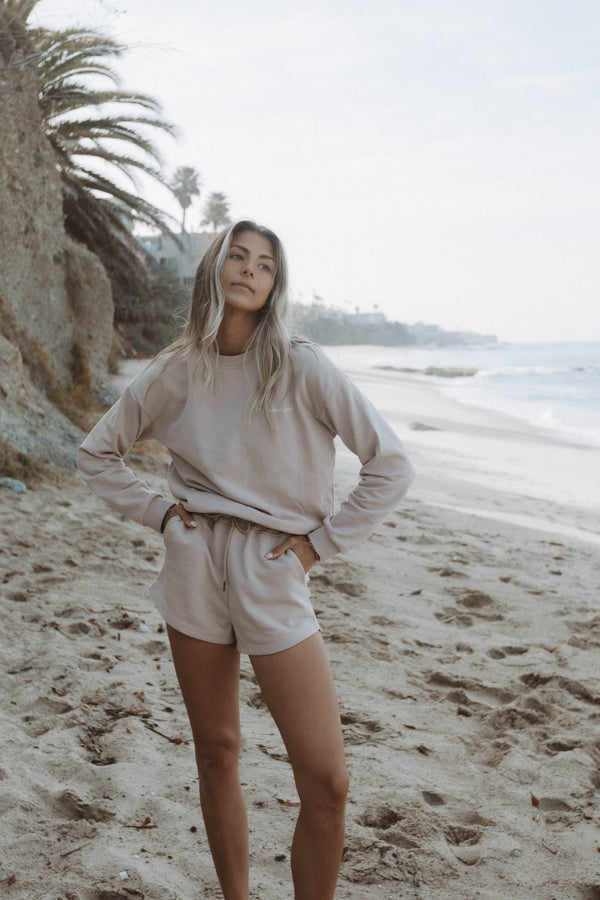 PS Sweatshort - Sand