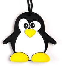 Load image into Gallery viewer, Penguin shaped chew with breakaway cord