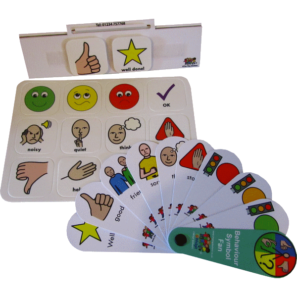 Positive Behaviour Communication Symbol Set