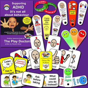 ADHD Classroom Kit in a Bag