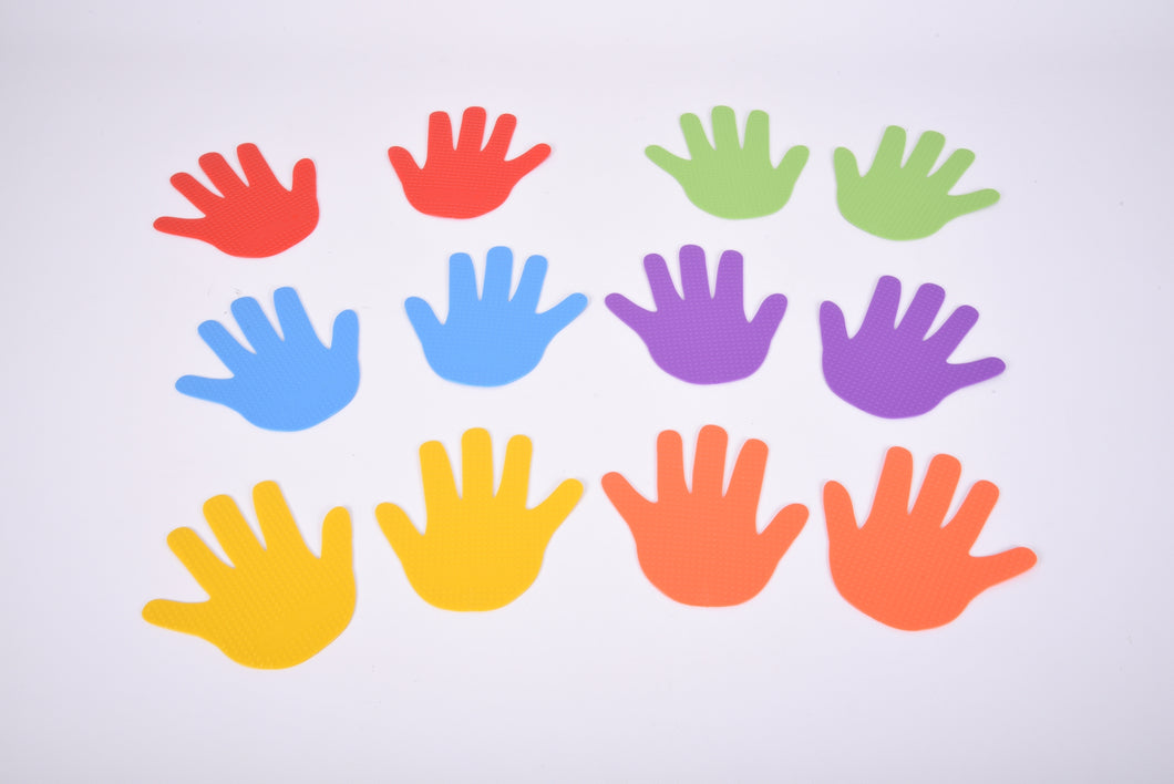 Hand Marks - Set of 12