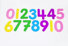 Load image into Gallery viewer, Rainbow Numbers - Set of 14