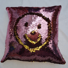 Load image into Gallery viewer, Mermaid Cushion (40cm x 40cm)