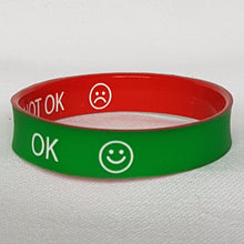Load image into Gallery viewer, Child Emotions wrist bands (2 per purchase)