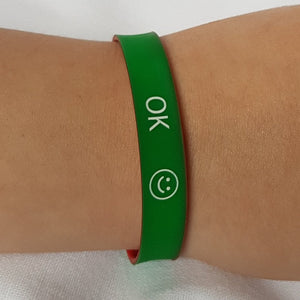 Child Emotions wrist bands (2 per purchase)