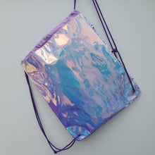 Load image into Gallery viewer, Sequin Drawstring Bag