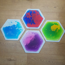 Load image into Gallery viewer, Hexagon Liquid Floor Tile - Small